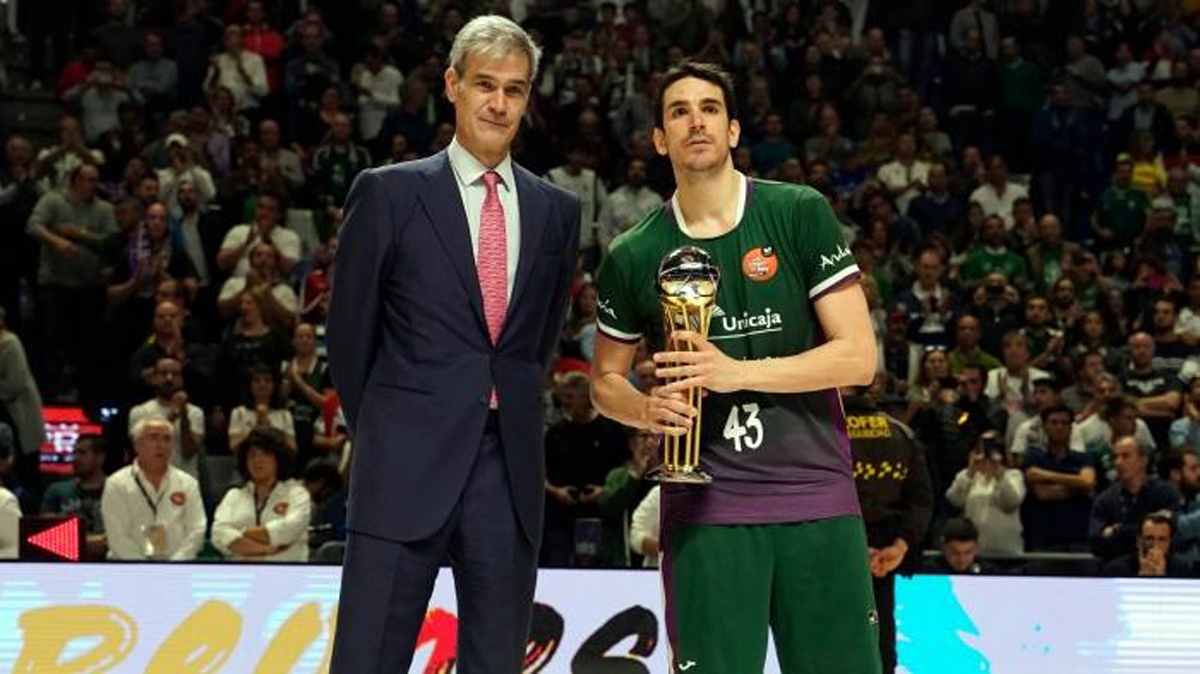 unicaja subcampeon